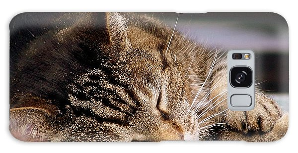 Sweet Dreams Galaxy Case by Eunice Miller