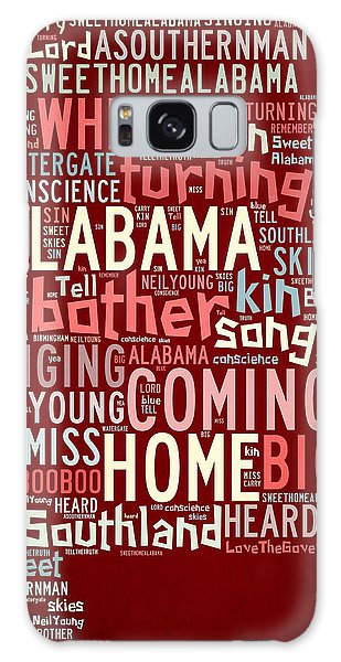 Sweet Home Alabama 4 Galaxy Case