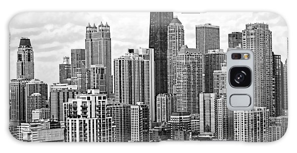 Sweet Home Chicago Bw Galaxy Case