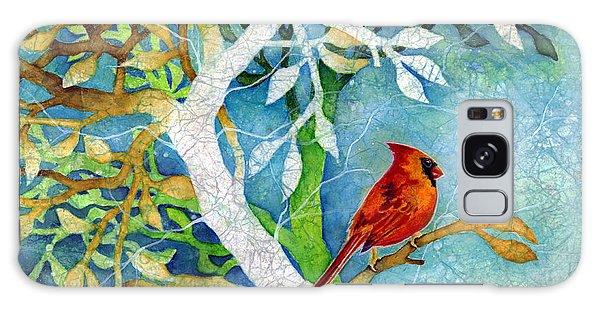 Cardinal Galaxy Case - Sweet Memories I by Hailey E Herrera