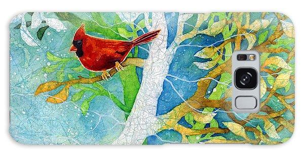 Cardinal Galaxy Case - Sweet Memories II by Hailey E Herrera