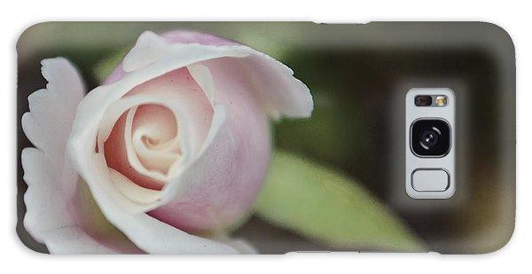 Sweet Pink Rose Galaxy Case