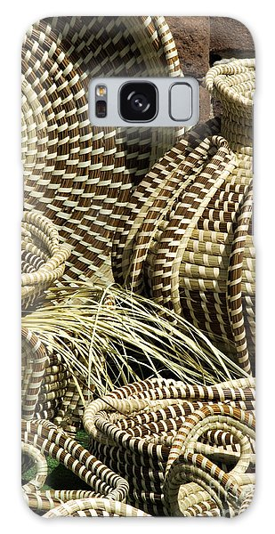 Sweetgrass Baskets - D002362 Galaxy Case