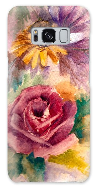 Sweetness Galaxy Case by Ellen Canfield