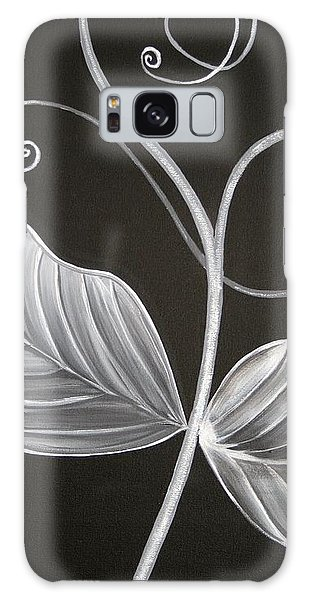 Sweetpea Vine Galaxy Case