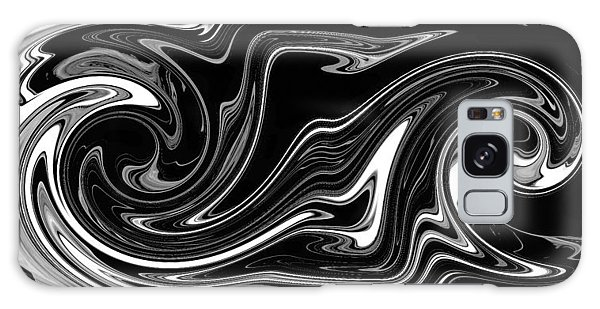 Swirl Of Everything And Nothing Galaxy Case by rd Erickson