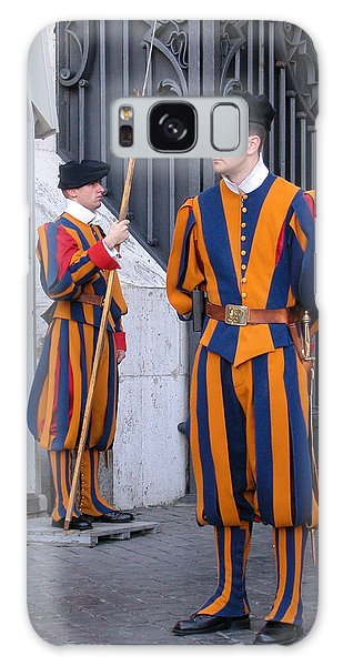 Swiss Guard Galaxy Case