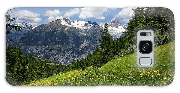 Switzerland Bietschhorn Galaxy Case