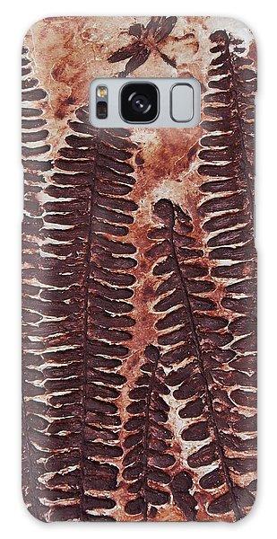 Sword Fern Fossil Galaxy Case