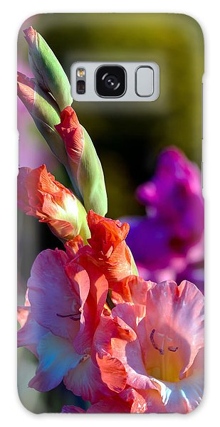 Sword Lily 3 Galaxy Case