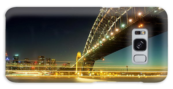 Sydney Harbour Bridge Galaxy Case