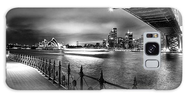 Australia Galaxy Case - Sydney Harbour Ferries by Az Jackson