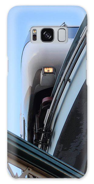 Galaxy Case featuring the photograph Sydney Mono Rail  by Debbie Cundy