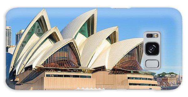 Sydney Opera House And Sydney Harbour Galaxy Case