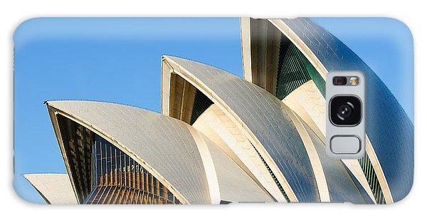 Sydney Opera House Roof Galaxy Case