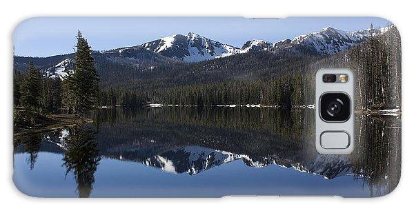 Sylvan Lake Reflection - Yellowstone Galaxy Case