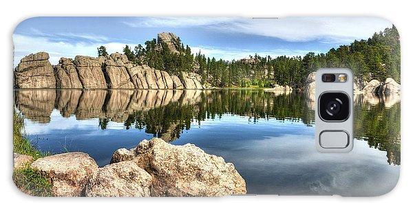 Sylvan Lake Reflections 2 Galaxy Case