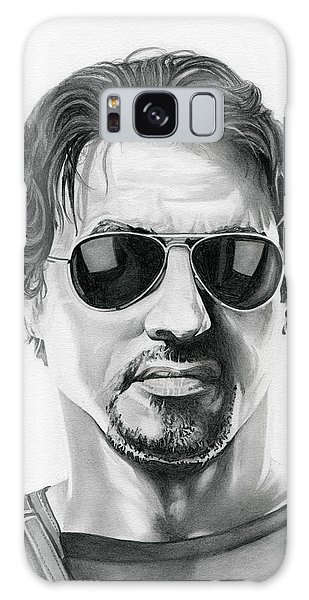 Sylvester Stallone - The Expendables Galaxy Case
