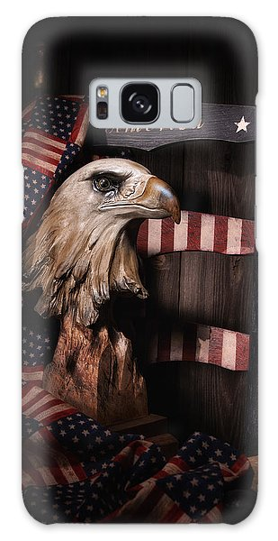 Symbol Of America Still Life Galaxy Case