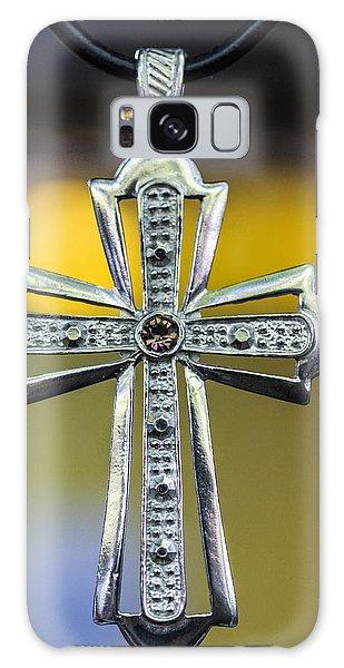 Symbol Of Faith Galaxy Case