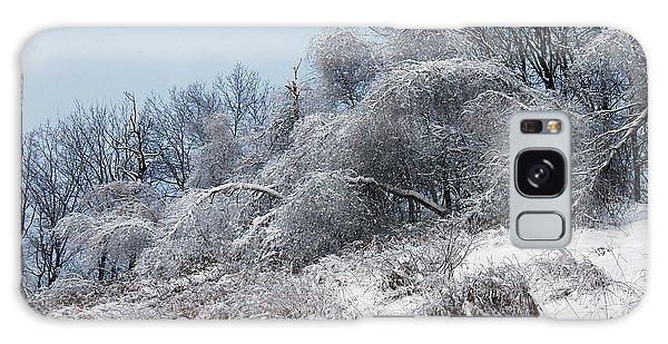Syracuse Ice Storm Galaxy Case