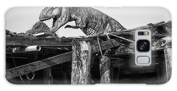 T-rex Galaxy Case