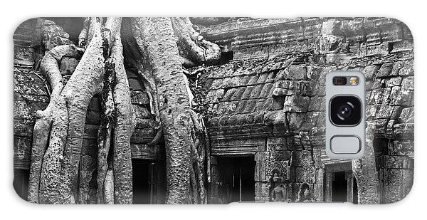 Ta Prohm Roots And Stone 01 Galaxy Case