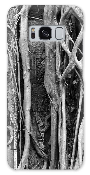 Ta Prohm Roots And Stone 09 Galaxy Case