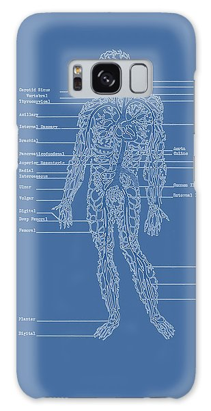 Table Of Arteries Galaxy Case