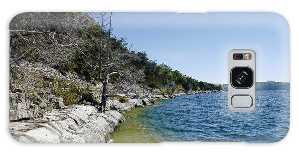 Table Rock Lake Shoreline Galaxy Case