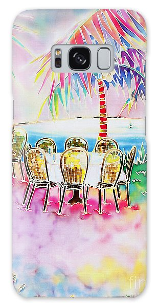 Tables On The Beach Galaxy Case