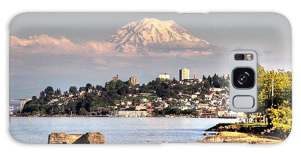 Tacoma City Skyline Galaxy Case