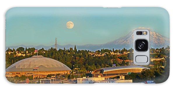 Tacoma Supermoon Galaxy Case