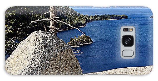Tahoe Blue Galaxy Case