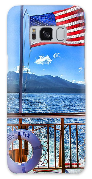Tahoe Queen Lake Tahoe By Diana Sainz Galaxy Case