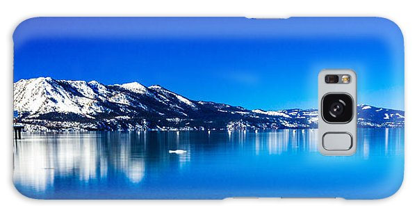 Tahoe Reflection Galaxy Case by Mike Lee