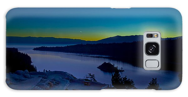 Tahoe Sunrise Galaxy Case
