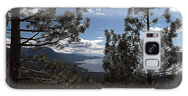 Tahoe Trees Galaxy Case