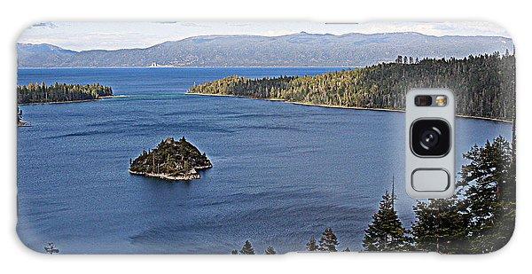 Lake Tahoe's Emerald Bay Galaxy Case