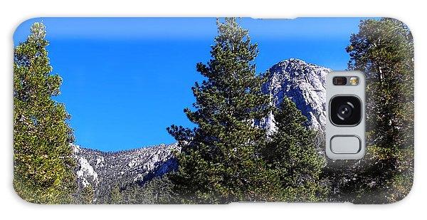Tahquitz Rock - Lily Rock Galaxy Case