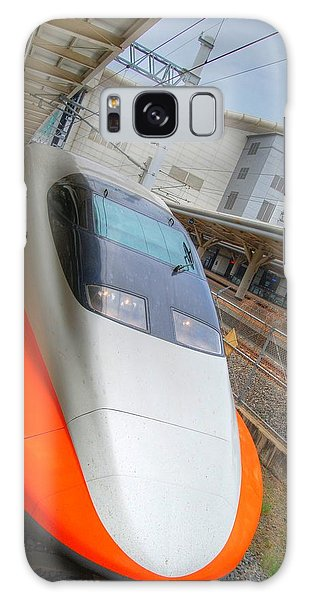 Taiwan Bullet Train Galaxy Case