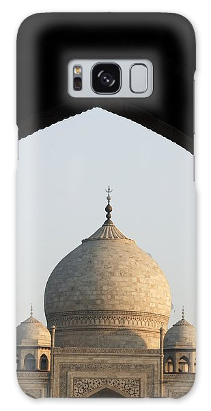 Taj And Arch Galaxy Case