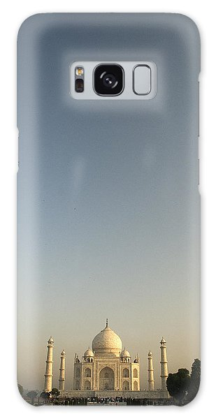Taj And Morning Sky Galaxy Case