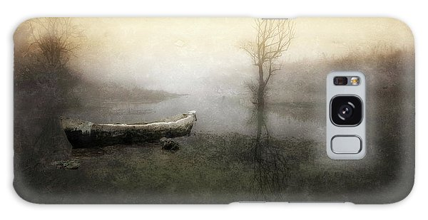 River Galaxy Case - Take Me Down To My Boat In The River by Charlaine Gerber