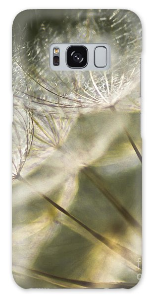 Take Me With You When You Go Galaxy Case by Jan Bickerton