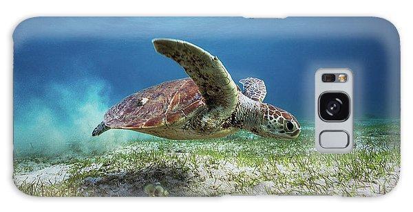 Turtle Galaxy Case - Take Off by Barathieu Gabriel
