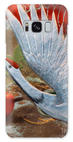 Taking Flight Galaxy Case by Newel Hunter