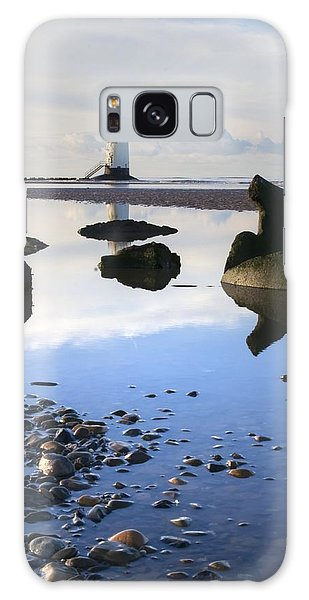 Talacer Abandoned Lighthouse Galaxy Case by Spikey Mouse Photography