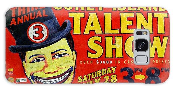 Talent Show Galaxy Case by Ed Weidman