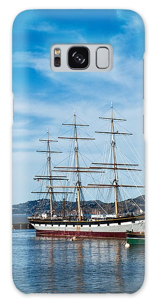 Tall Ship Balclutha San Francisco Galaxy Case